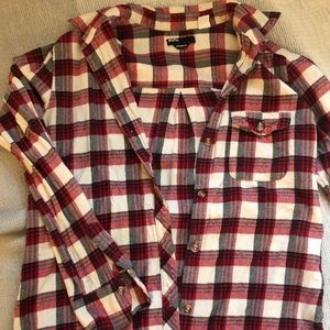 BDG Boyfriend Fit Flannel